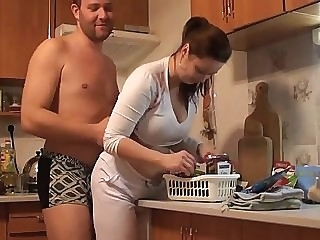 busty czech amateur fucking around the house by eliman amateur spankwire big tits